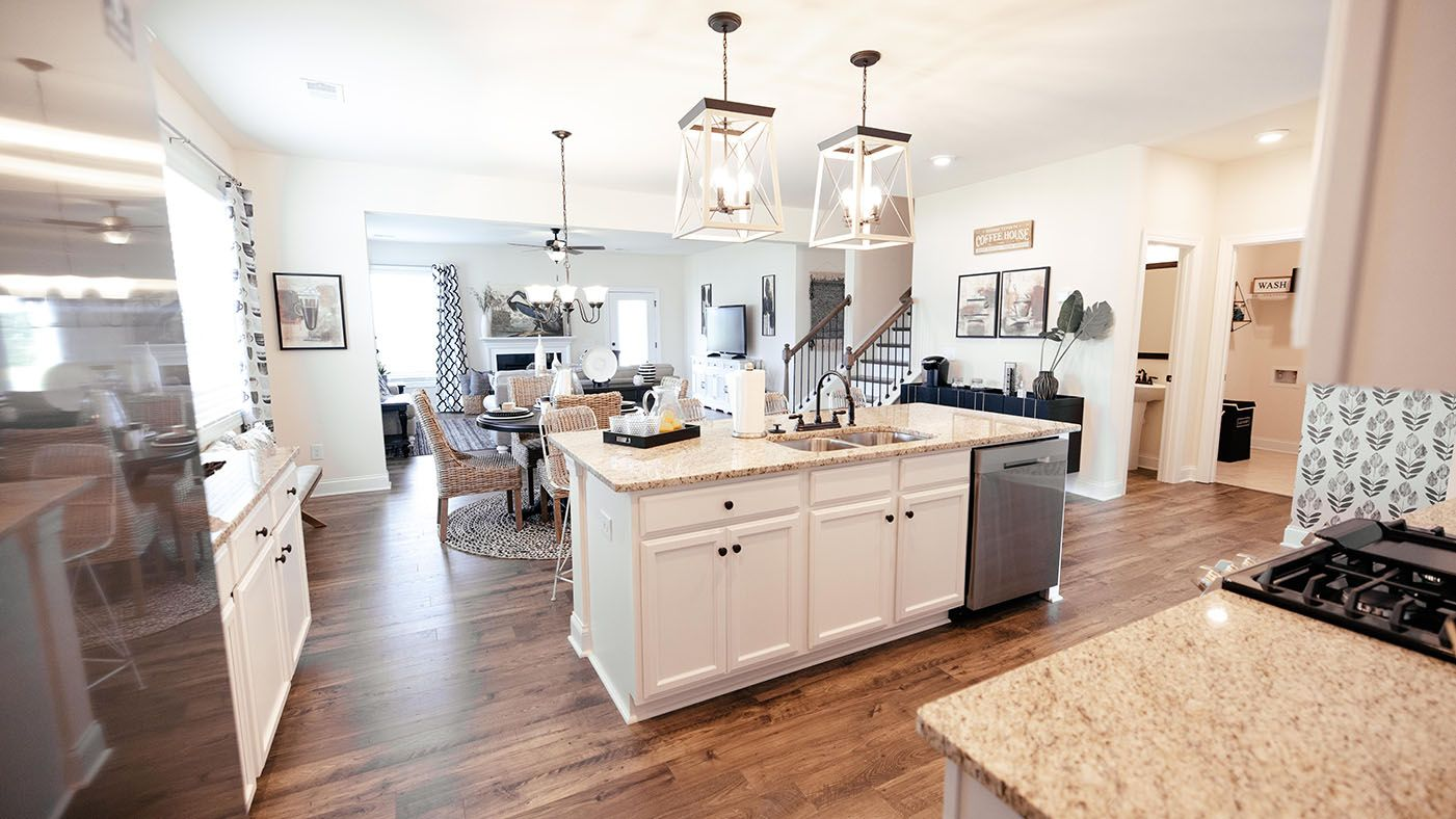 Kitchen featured in the Rembert By Stanley Martin Homes in Augusta, SC