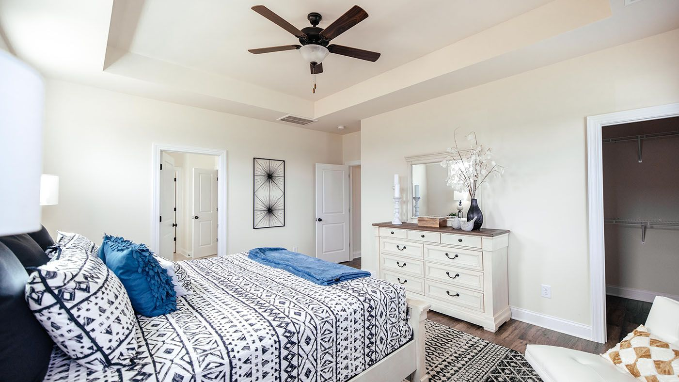 Bedroom featured in the Rembert By Stanley Martin Homes in Augusta, SC