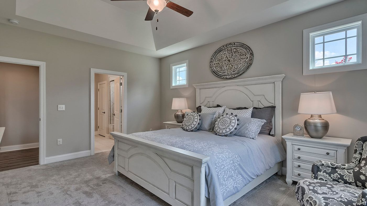 Bedroom featured in the Winston By Stanley Martin Homes in Augusta, SC