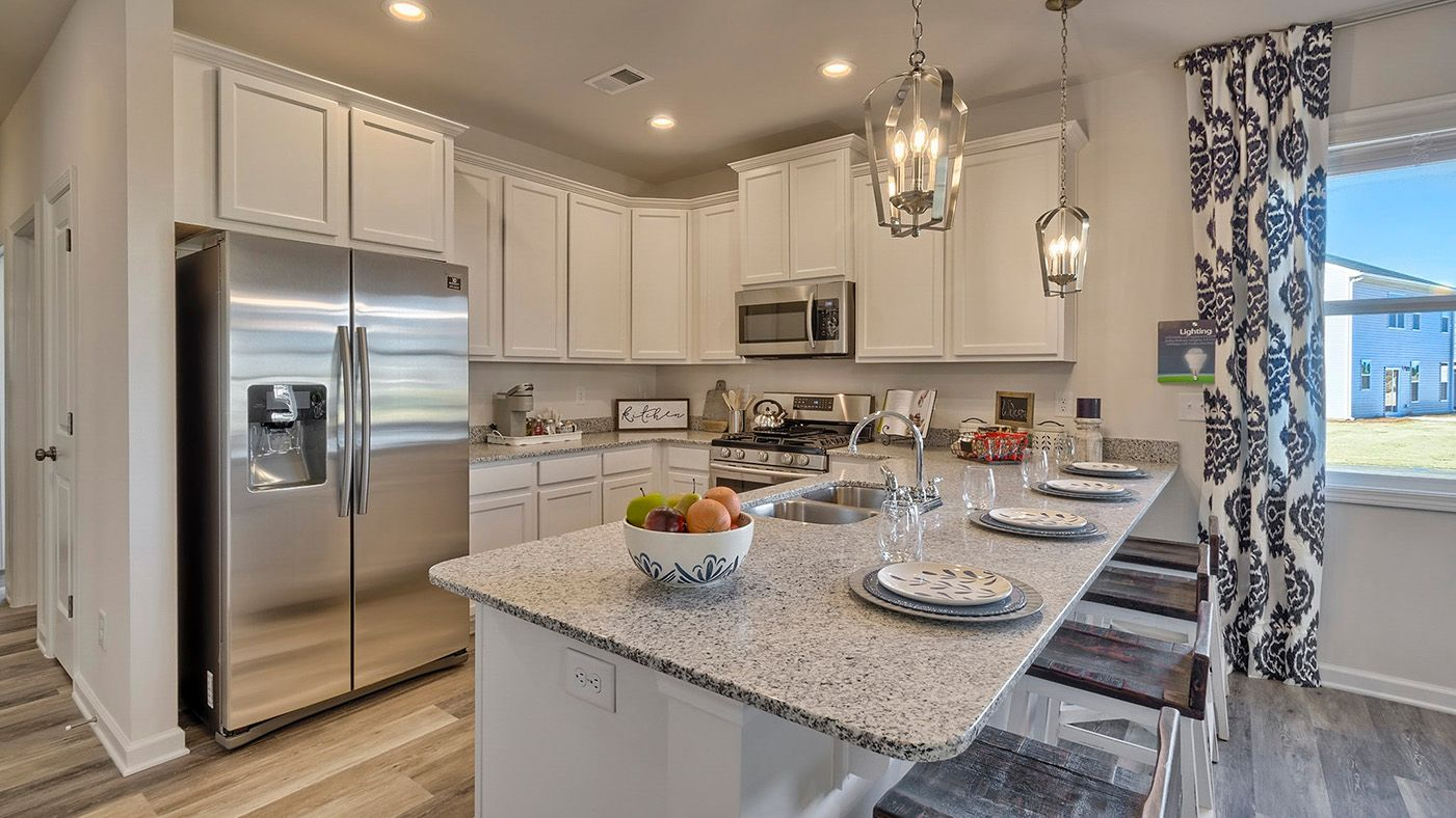Kitchen featured in the Hazelwood By Stanley Martin Homes in Augusta, SC