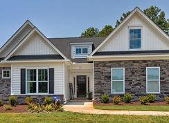 Wendover - Timberwood: Rock Hill, North Carolina - Stanley Martin Homes