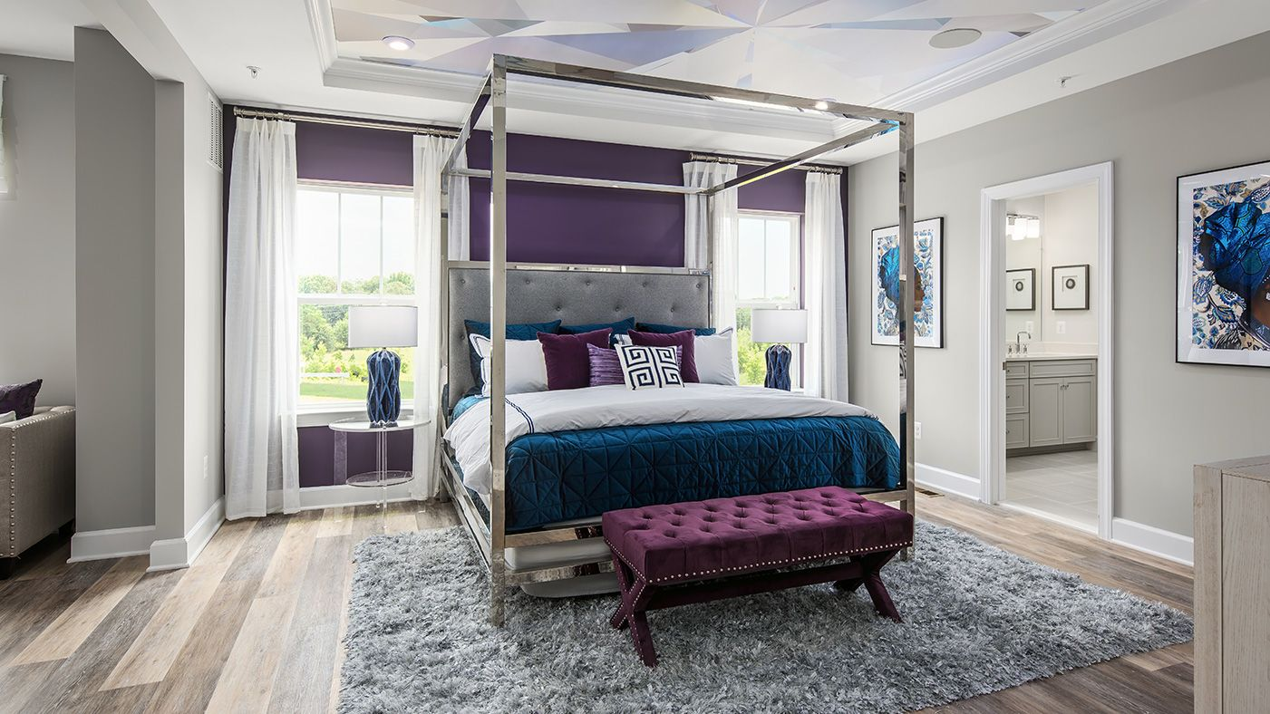 Bedroom featured in the Elizabeth By Stanley Martin Homes in Washington, MD