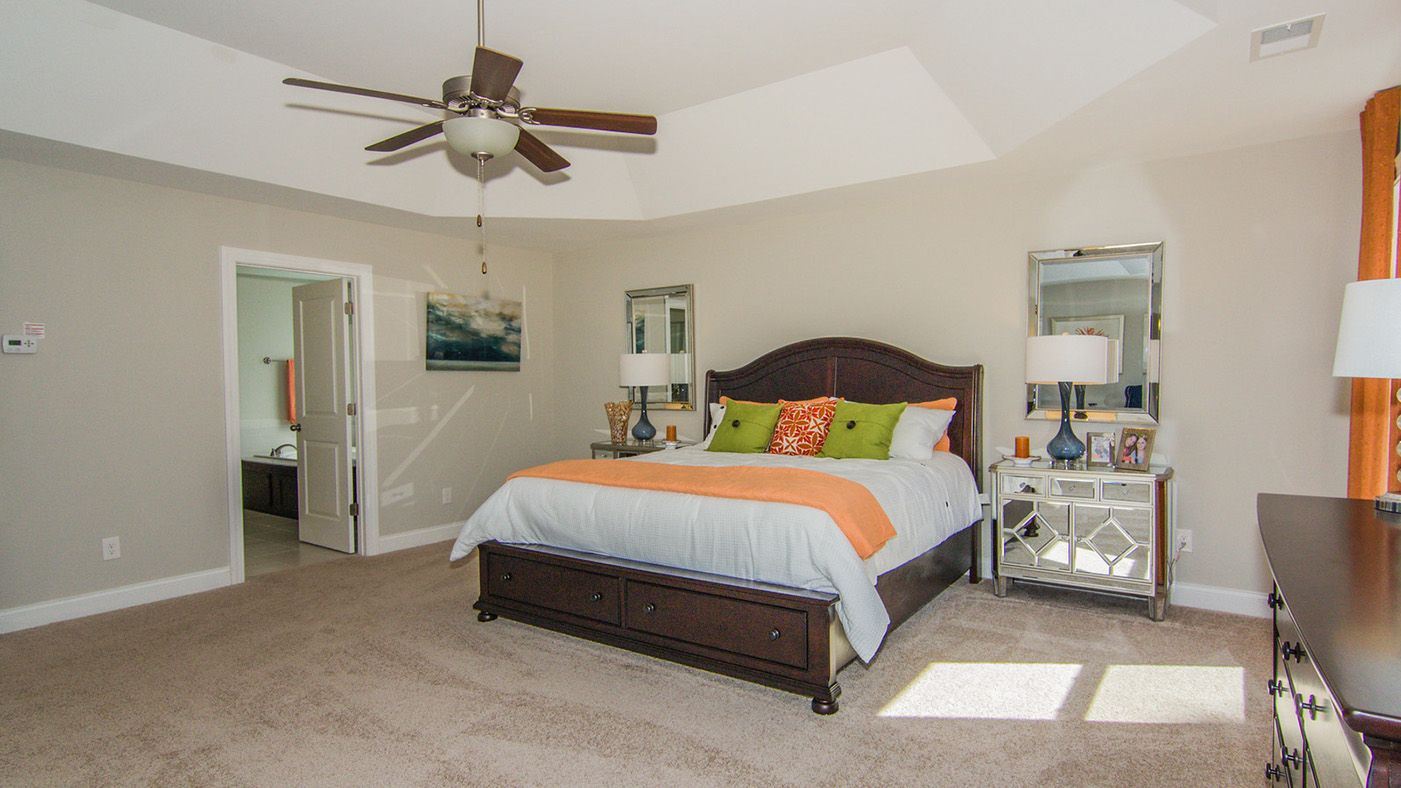 Bedroom featured in the Grayson By Stanley Martin Homes in Columbia, SC