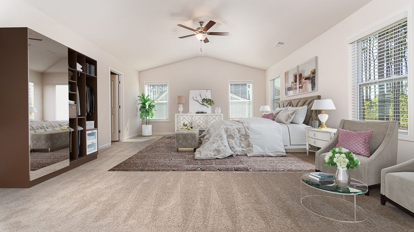 Bedroom featured in the Shiloh By Stanley Martin Homes in Columbia, SC