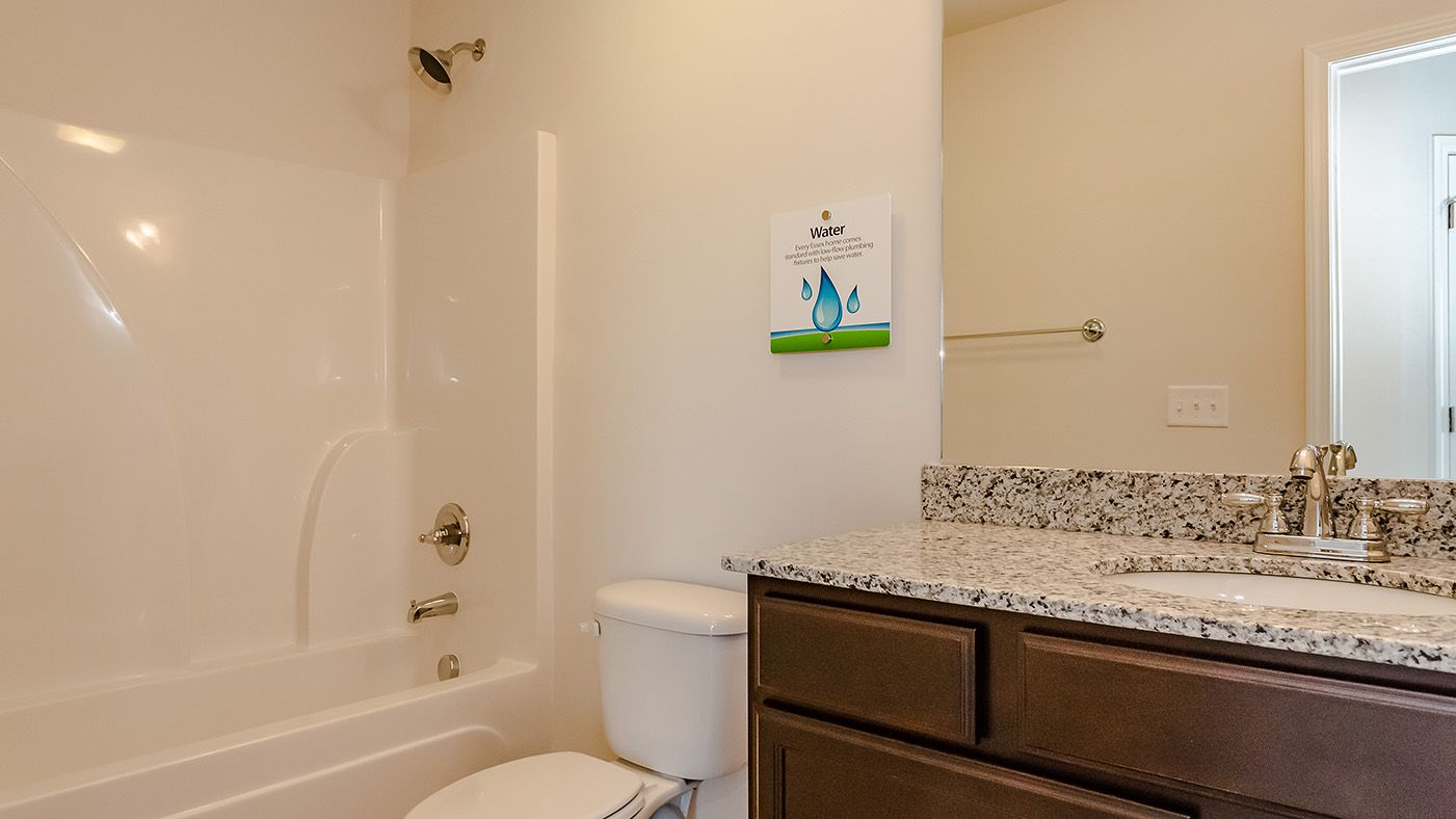 Bathroom featured in the Barlow By Stanley Martin Homes in Augusta, SC