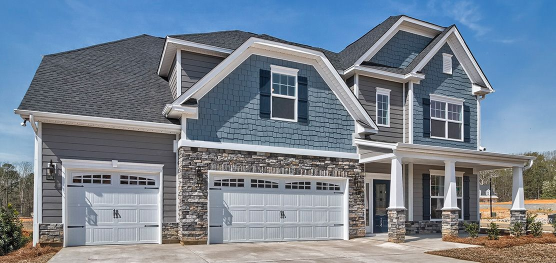 Exterior featured in the Dillon By Stanley Martin Homes in Columbia, SC