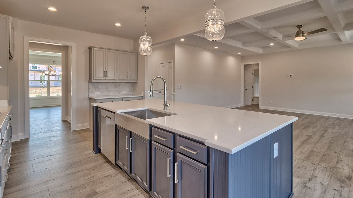 Kitchen featured in the Dillon By Stanley Martin Homes in Columbia, SC
