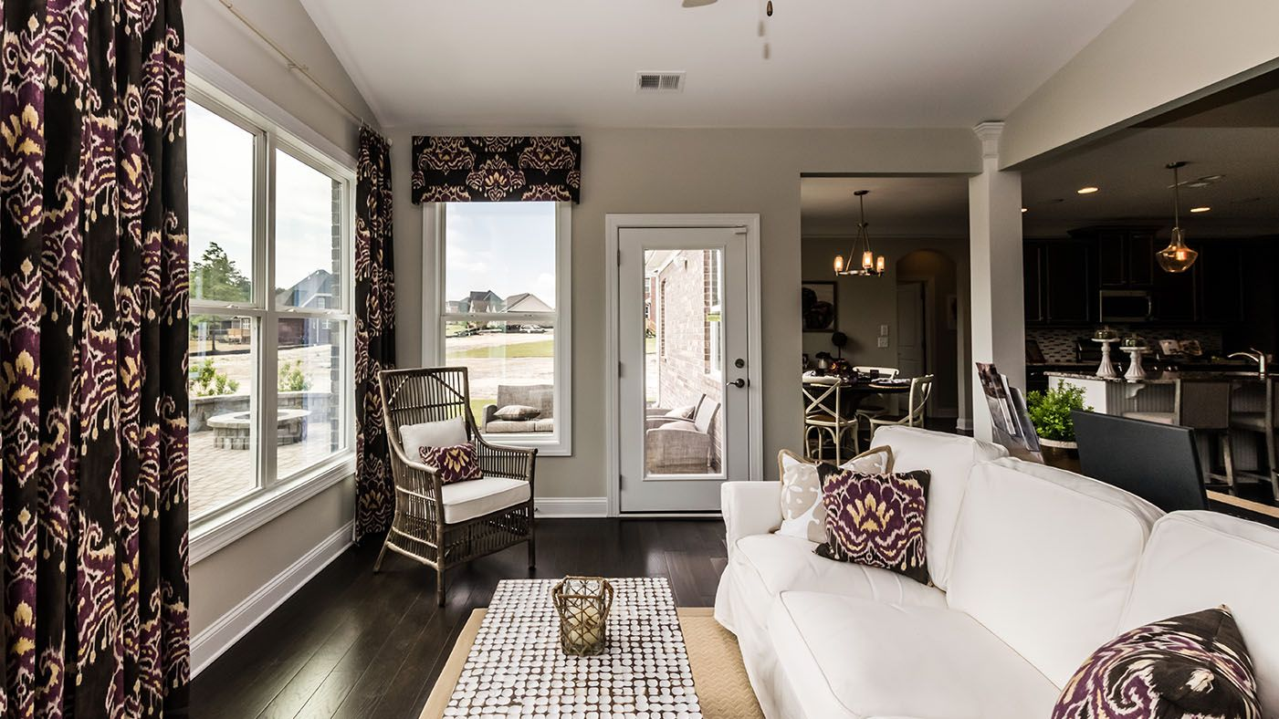 Living Area featured in the Winchester By Stanley Martin Homes in Columbia, SC