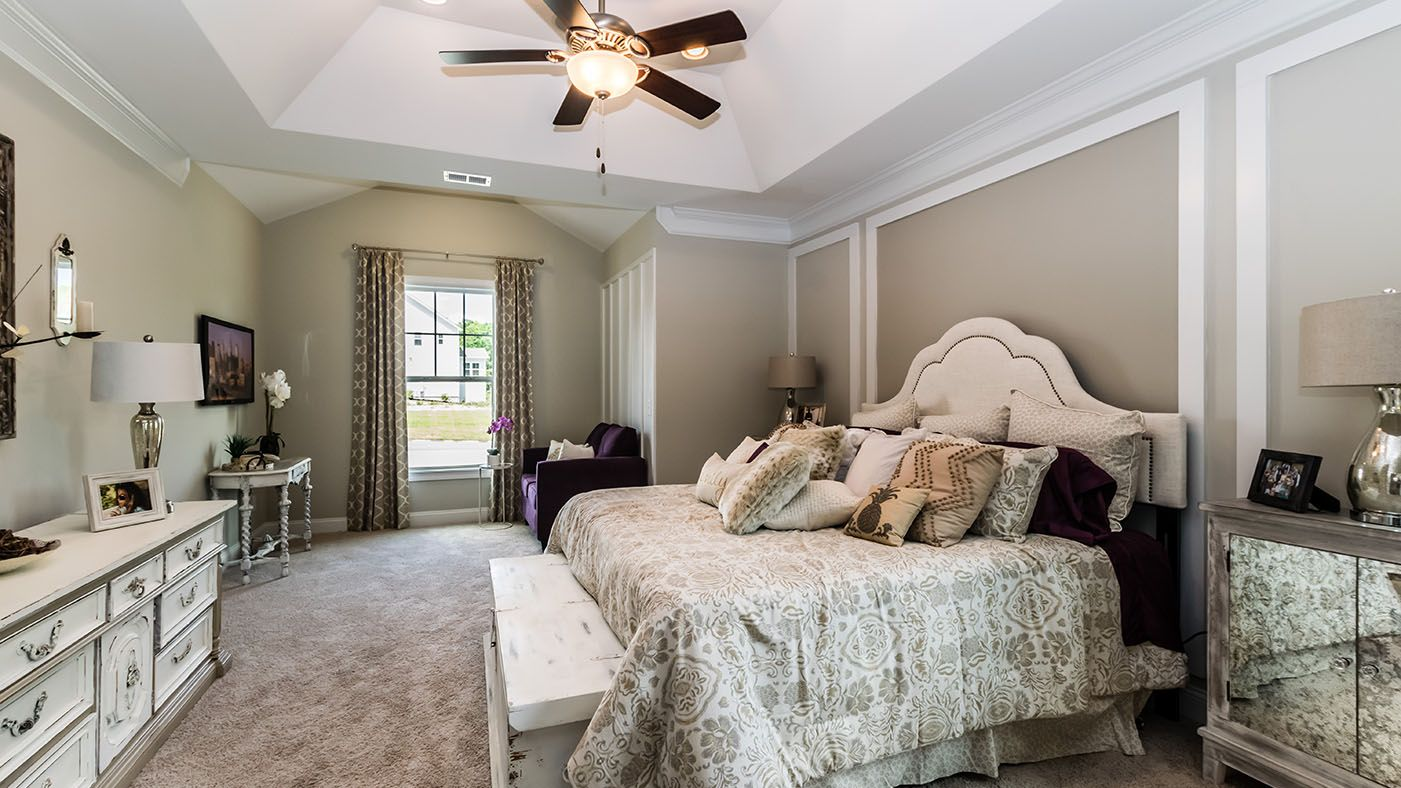 Bedroom featured in the Winchester By Stanley Martin Homes in Columbia, SC