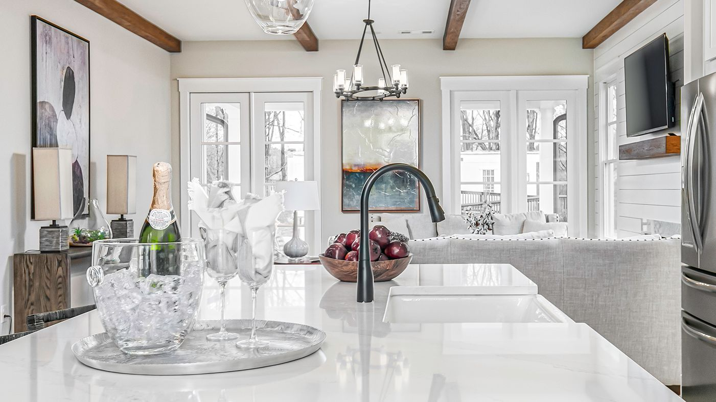 Kitchen featured in the Walker By Stanley Martin Homes in Atlanta, GA