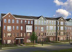 Jordan - Glenn Dale Commons: Lanham, District Of Columbia - Stanley Martin Homes