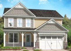 Sawyer II - Cresset Overlook: Durham, North Carolina - Stanley Martin Homes