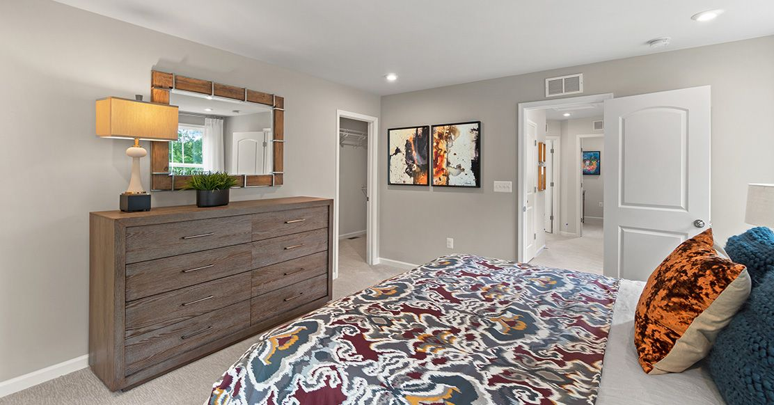 Bedroom featured in the Balfour By Stanley Martin Homes in Richmond-Petersburg, VA