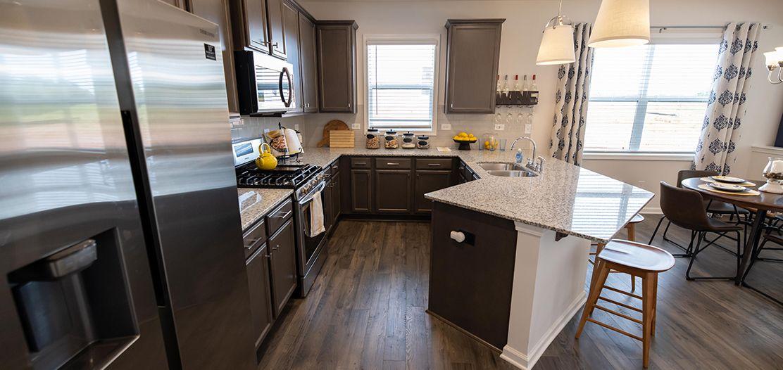 Kitchen featured in the Summerton By Stanley Martin Homes in Greenville-Spartanburg, SC