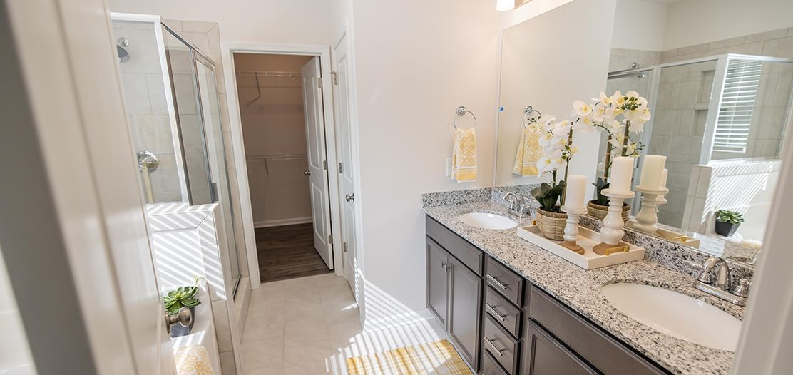 Bathroom featured in the Summerton By Stanley Martin Homes in Greenville-Spartanburg, SC