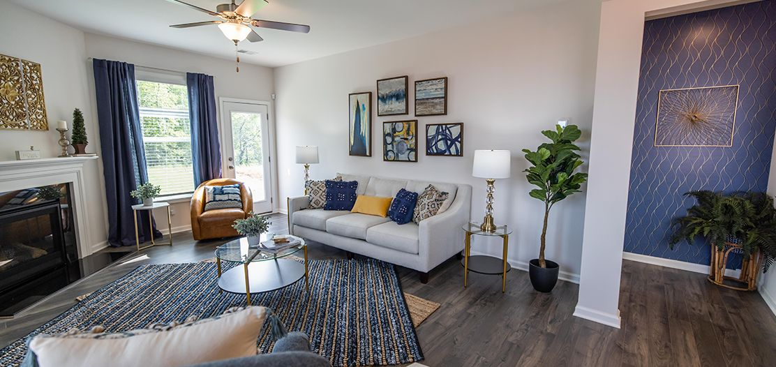 Living Area featured in the Summerton By Stanley Martin Homes in Greenville-Spartanburg, SC
