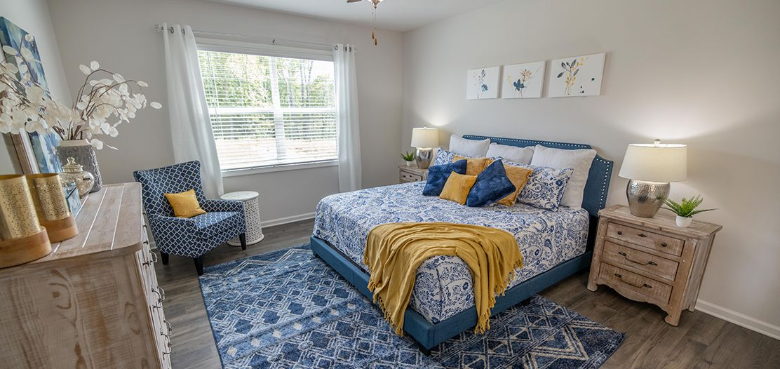 Bedroom featured in the Summerton By Stanley Martin Homes in Greenville-Spartanburg, SC