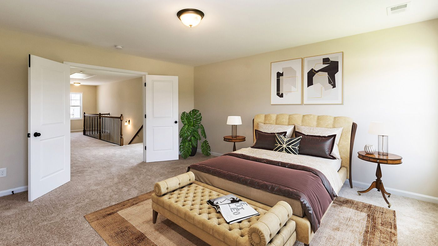 Bedroom featured in the Granger By Stanley Martin Homes in Augusta, SC