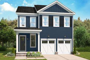 Talbot - 12 Oaks: Holly Springs, North Carolina - Stanley Martin Homes