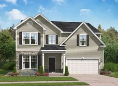 Brantley - The Meadows at Summer Pines: Blythewood, South Carolina - Stanley Martin Homes
