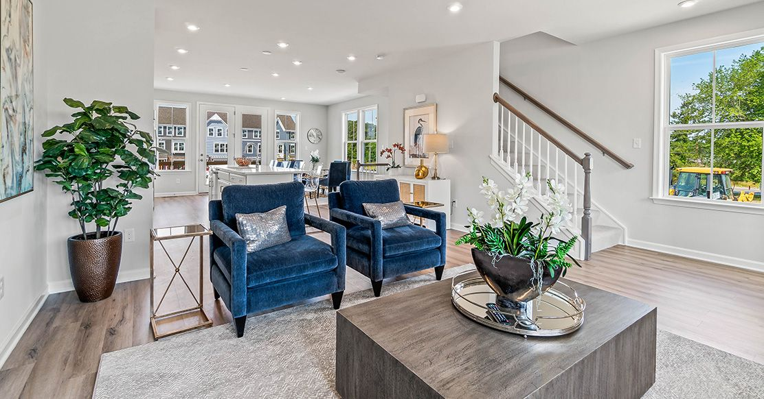 Living Area featured in the Perry By Stanley Martin Homes in Norfolk-Newport News, VA