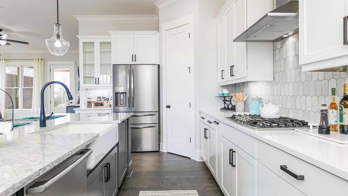 Kitchen featured in the Barnsdale By Stanley Martin Homes in Atlanta, GA