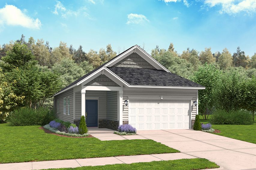Exterior featured in the Tilbury By Stanley Martin Homes in Greenville-Spartanburg, SC