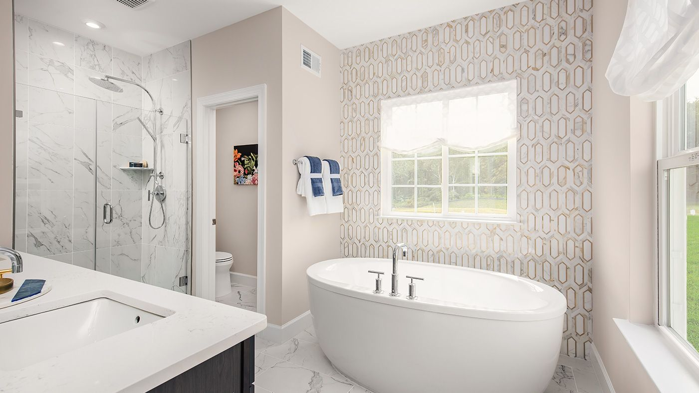 Bathroom featured in the Peyton By Stanley Martin Homes in Washington, MD