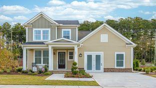 Graham - 12 Oaks: Holly Springs, North Carolina - Stanley Martin Homes