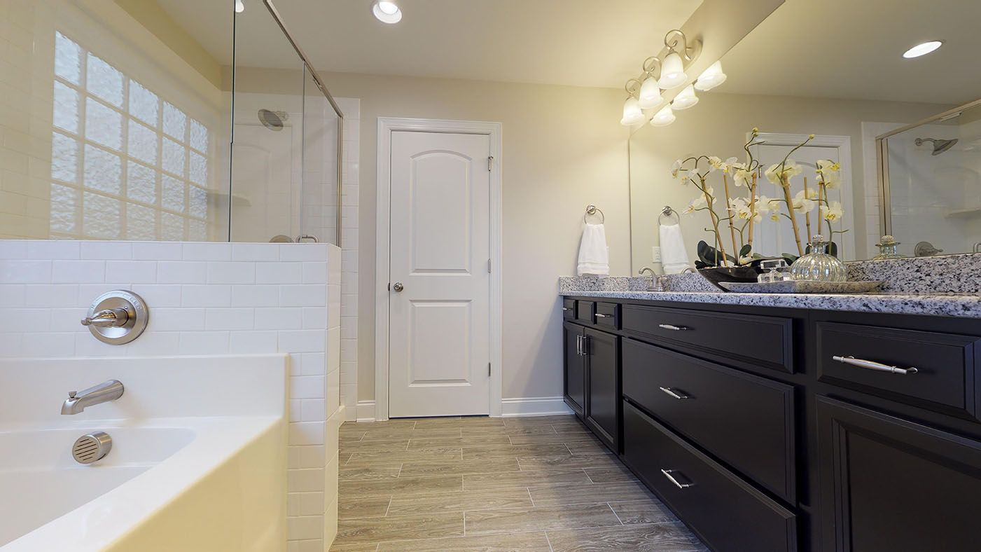 Bathroom featured in the Brantley By Stanley Martin Homes in Greenville-Spartanburg, SC