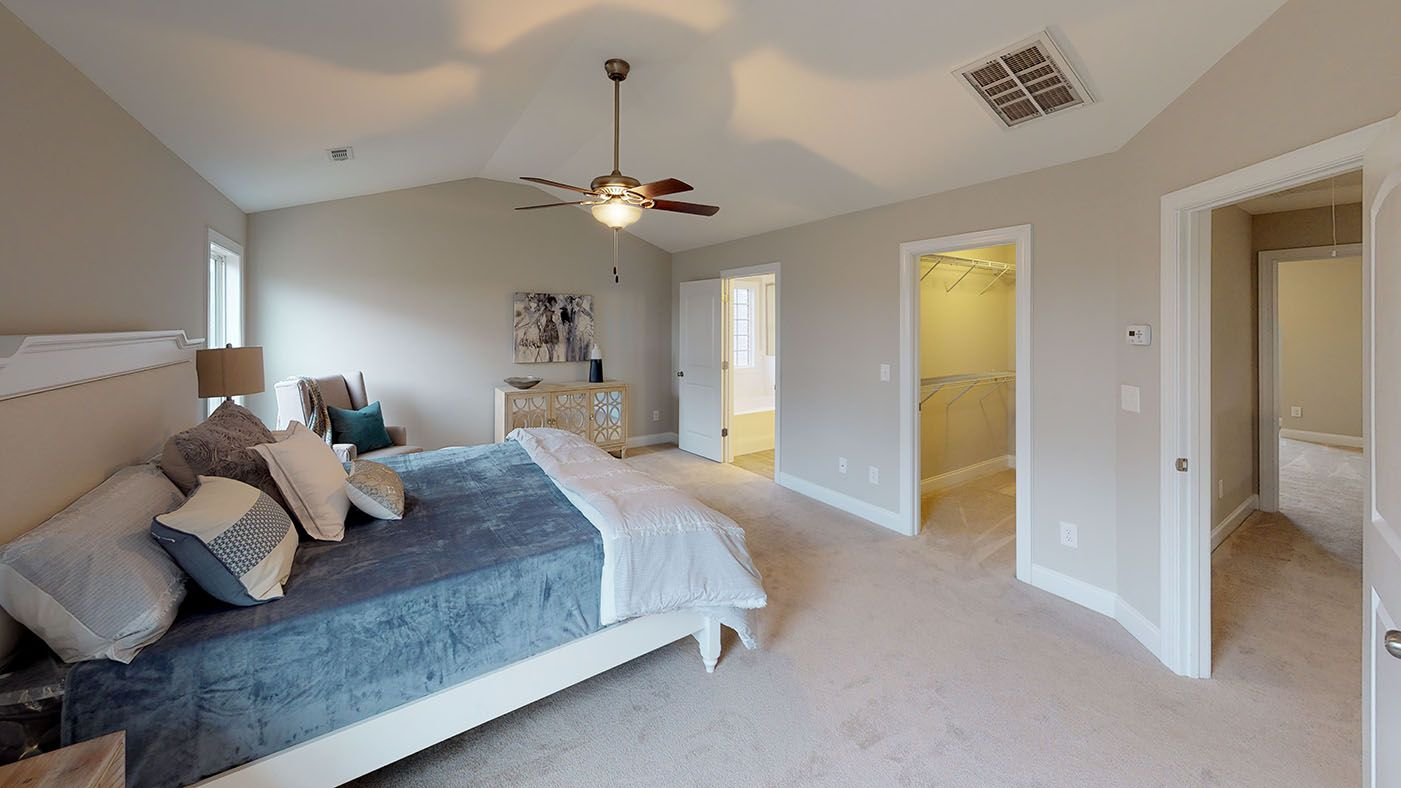 Bedroom featured in the Brantley By Stanley Martin Homes in Augusta, SC