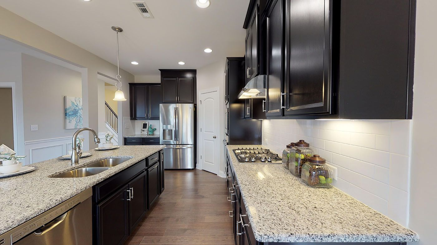Kitchen featured in the Brantley By Stanley Martin Homes in Augusta, SC