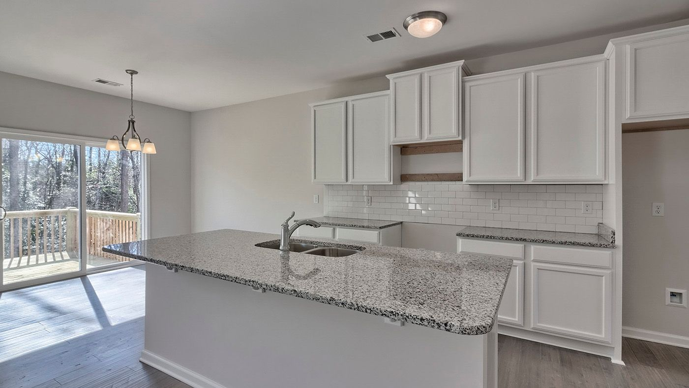 Kitchen featured in the Arline By Stanley Martin Homes in Columbia, SC