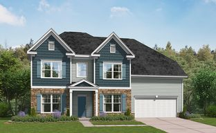 Carriage Hill by Stanley Martin Homes in Greenville-Spartanburg South Carolina