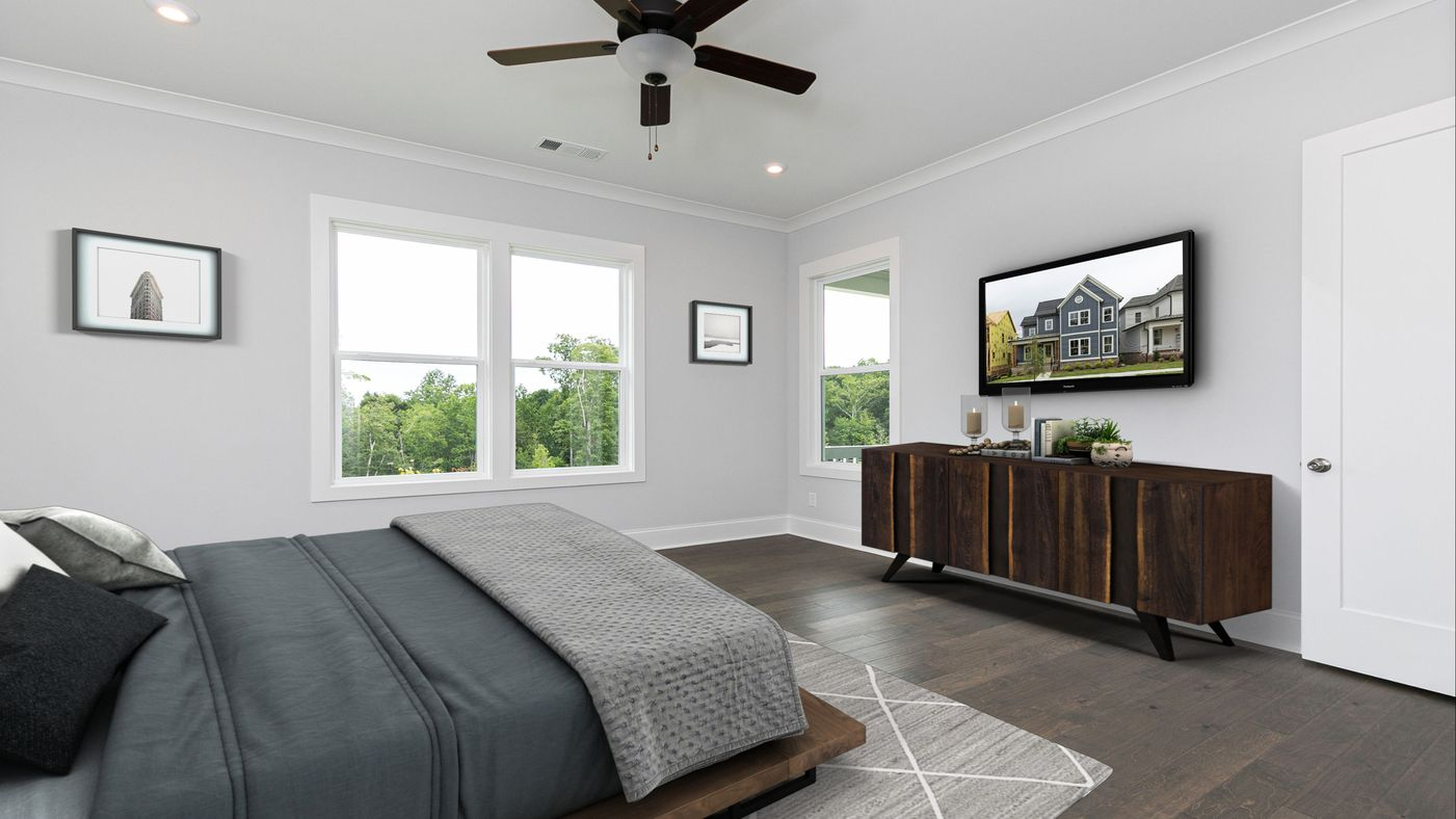 Bedroom featured in the Hanson By Stanley Martin Homes in Atlanta, GA