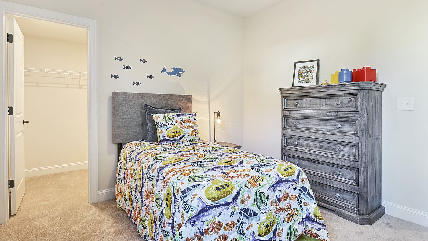 Bedroom featured in the Winchester By Stanley Martin Homes in Greenville-Spartanburg, SC