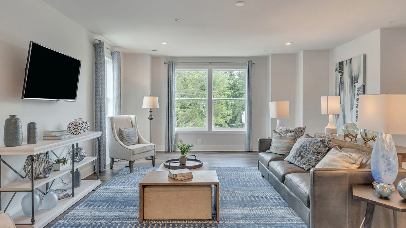 Living Area featured in the Paxton By Stanley Martin Homes in Richmond-Petersburg, VA