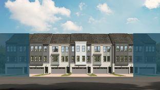 Louisa - Cornerstone Townes: Cary, North Carolina - Stanley Martin Homes