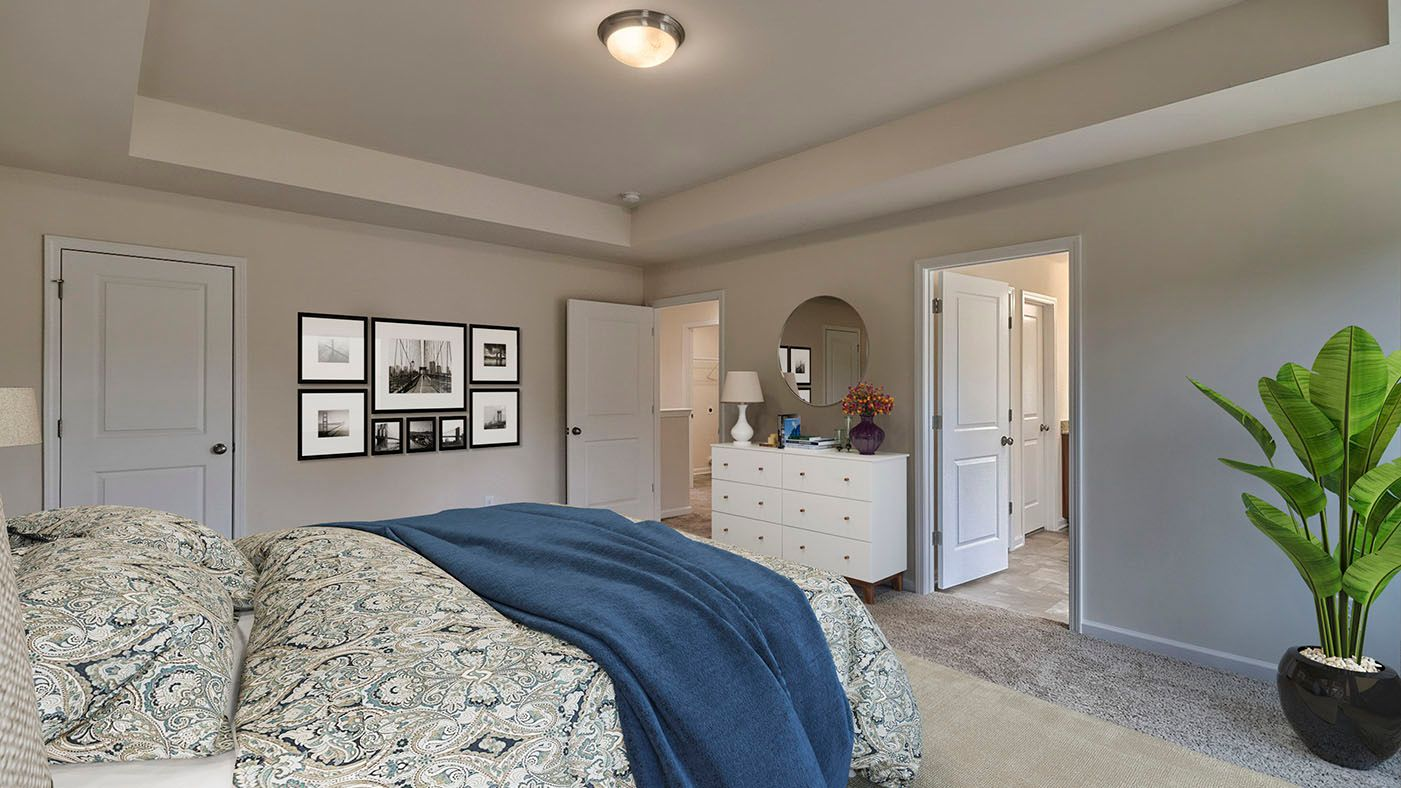 Bedroom featured in the Andover By Stanley Martin Homes in Augusta, SC