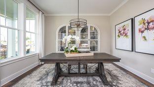 Graham - The Residences at West Village: Apex, North Carolina - Stanley Martin Homes