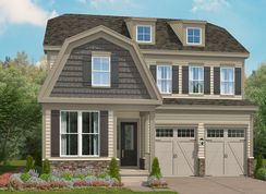 Maisie II - The Residences at West Village: Apex, North Carolina - Stanley Martin Homes