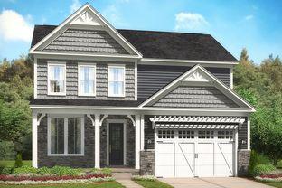 Sawyer II - The Residences at West Village: Apex, North Carolina - Stanley Martin Homes