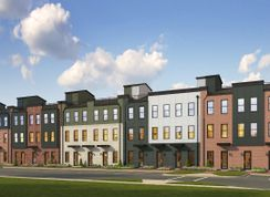 Bethany - Riverside at Rocketts Landing: Richmond, Virginia - Stanley Martin Homes