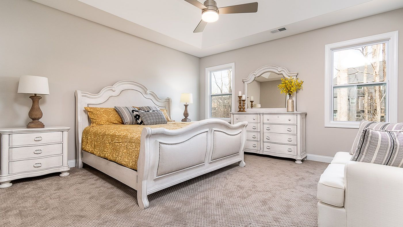 Bedroom featured in the Browning By Stanley Martin Homes in Columbia, SC