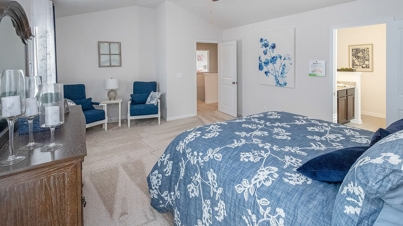 Bedroom featured in the Fairview By Stanley Martin Homes in Columbia, SC