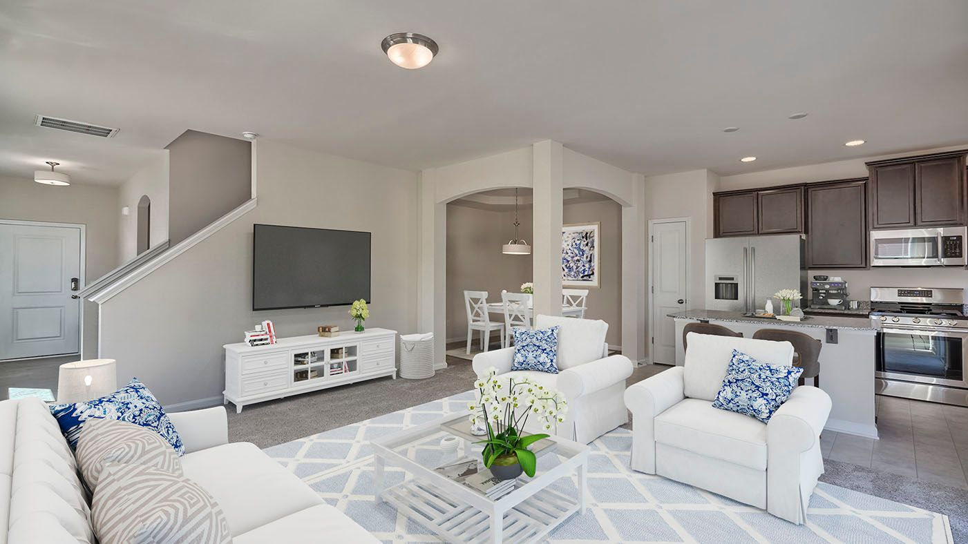 Living Area featured in the Andover By Stanley Martin Homes in Columbia, SC