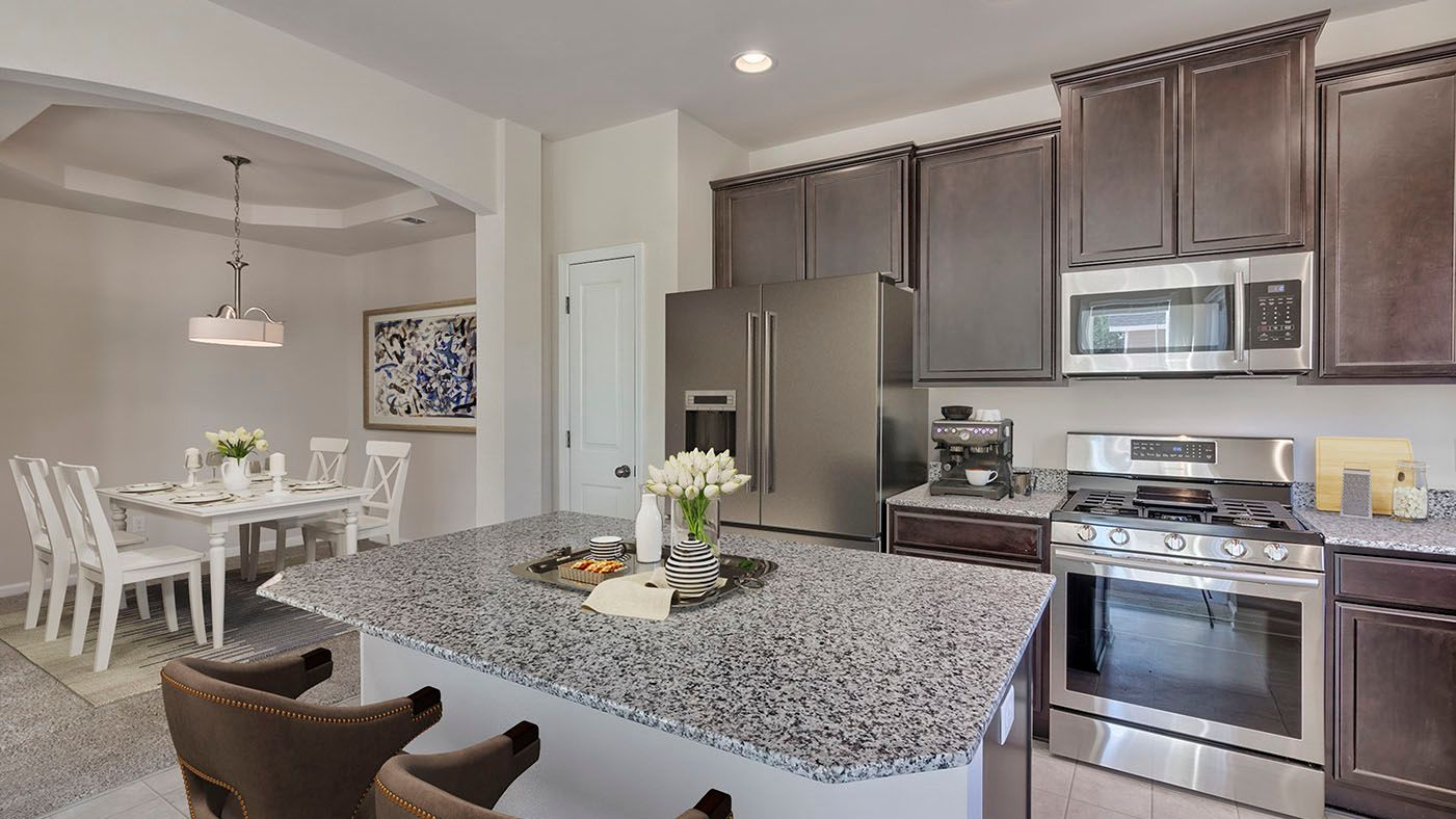 Kitchen featured in the Andover By Stanley Martin Homes in Columbia, SC