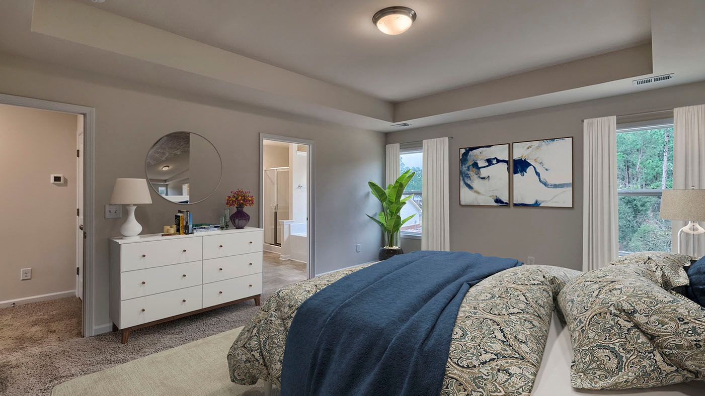 Bedroom featured in the Andover By Stanley Martin Homes in Columbia, SC