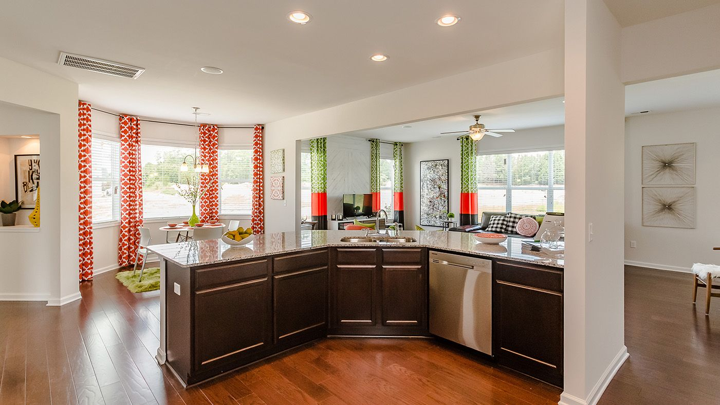Kitchen featured in the Barlow By Stanley Martin Homes in Columbia, SC