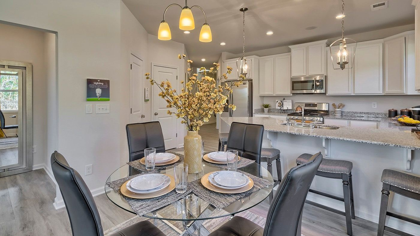 Kitchen featured in the Summerton By Stanley Martin Homes in Columbia, SC